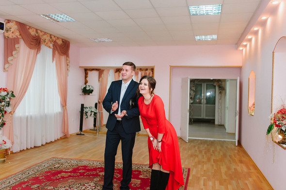 Юлечка и Андрей - фото №43