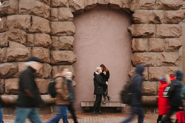 Love Story Валерия и Богдан - фото №2