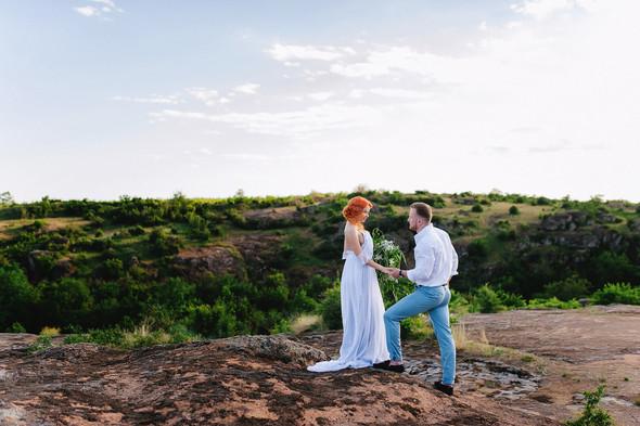 Свадьба Катюши и Кости - фото №12