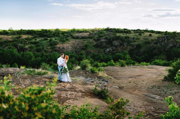Свадьба Катюши и Кости - фото №13