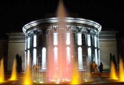 Цветомузыкальный фонтан - фото 3