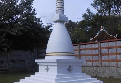 Храм Белый лотос - место для фотосессии в Черкассах - портфолио 5