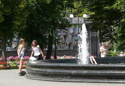 Светомузыкальный фонтан - портфолио 6