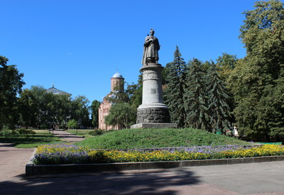 Сквер им. Богдана Хмельницкого - фото 3