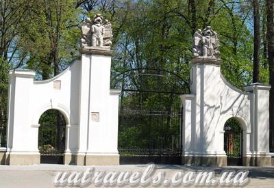 Дворец Потоцких - портфолио 4