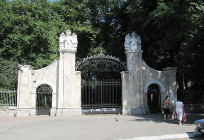 Дворец Потоцких - портфолио 2