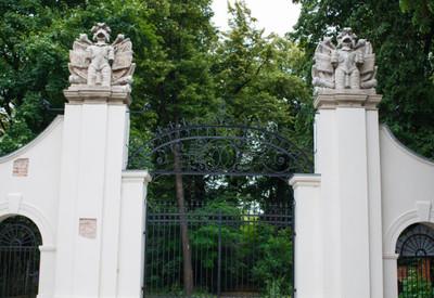 Дворец Потоцких - портфолио 1