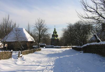 Музей Пирогово - место для фотосессии в Киеве - портфолио 6