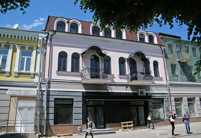 Улица Леси Украинки - портфолио 5