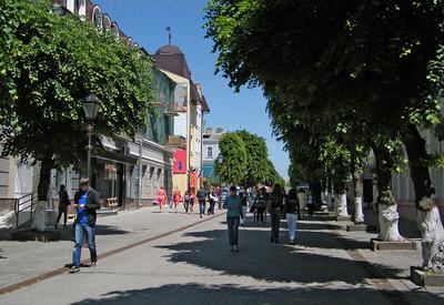 Улица Леси Украинки - портфолио 2