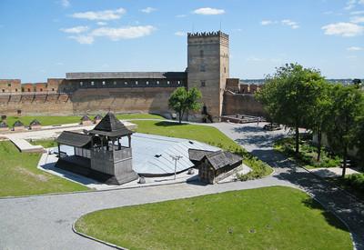 Замок Любарта  - портфолио 1