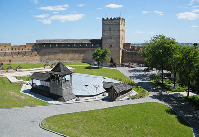 Замок Любарта - фото 1
