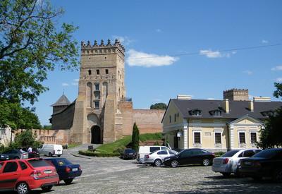 Замок Любарта  - портфолио 5
