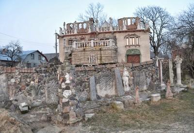 Дом скульптора Голованя - портфолио 5