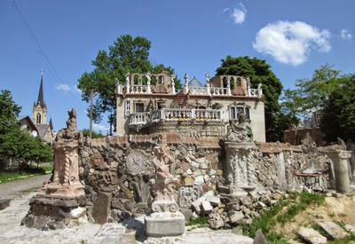 Дом скульптора Голованя - портфолио 4