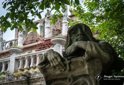 Дом скульптора Голованя - портфолио 2