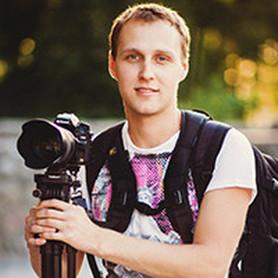 Фотограф Сергей Ткаченко