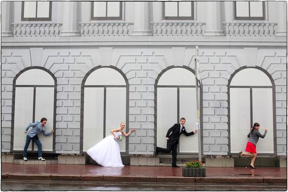 """Свадебная история """" Анна и Владимир"""" - фото №46"""