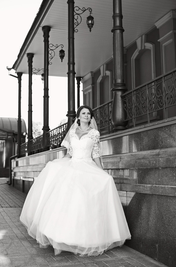 Свадебная история - фото №33
