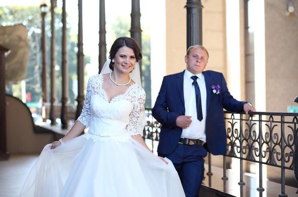 Свадебная история - фото №34