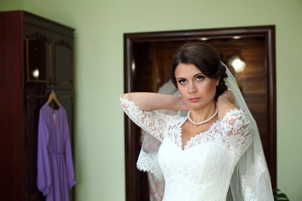 Свадебная история - фото №24