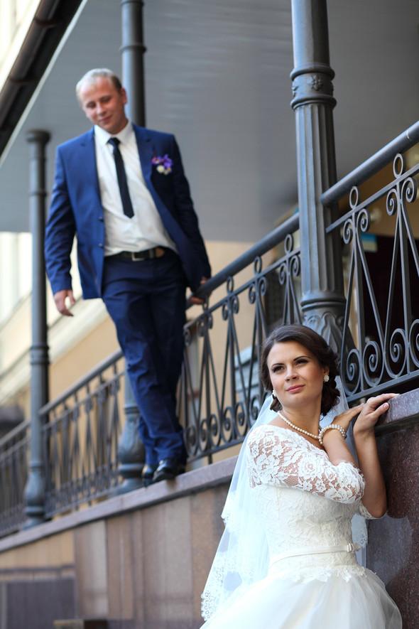 Свадебная история - фото №38