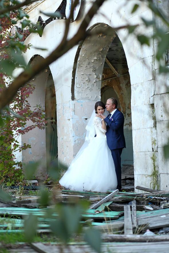 Свадебная история - фото №53