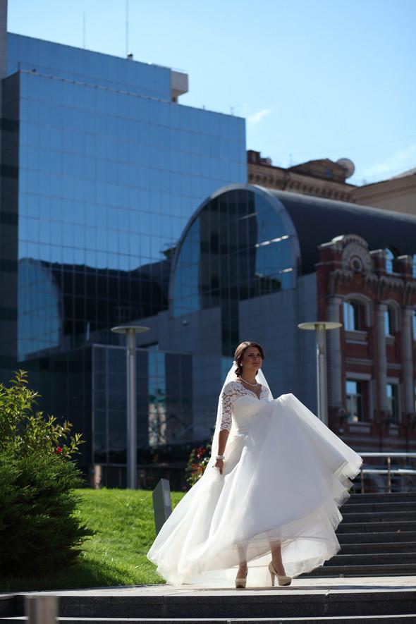 Свадебная история - фото №44