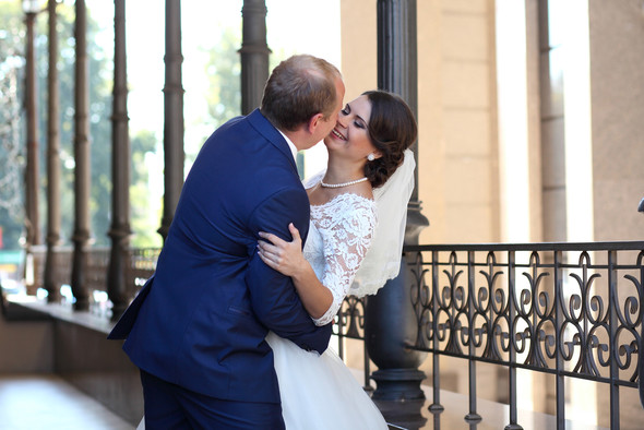 Свадебная история - фото №35