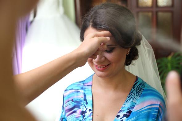 Свадебная история - фото №17