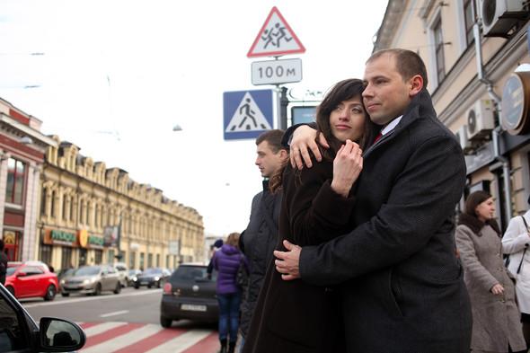 """Свадебная история """"Ира и Андрей"""" - фото №39"""