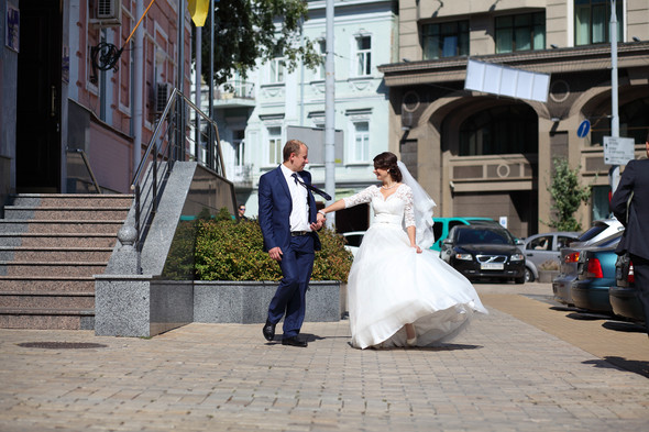 Свадебная история - фото №39