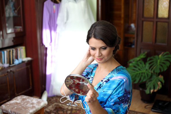 Свадебная история - фото №13