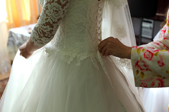 Свадебная история - фото №21