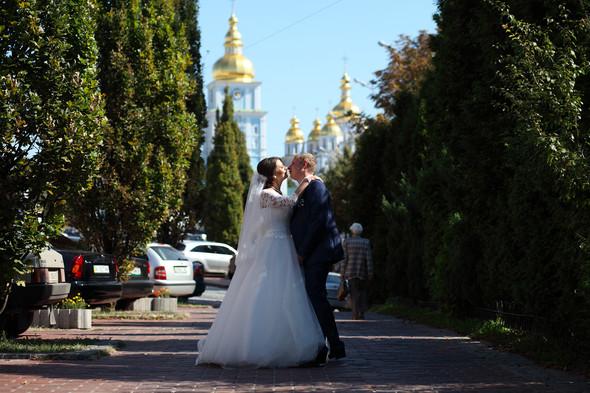 Свадебная история - фото №40