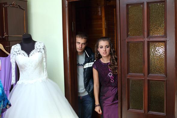 Свадебная история - фото №19
