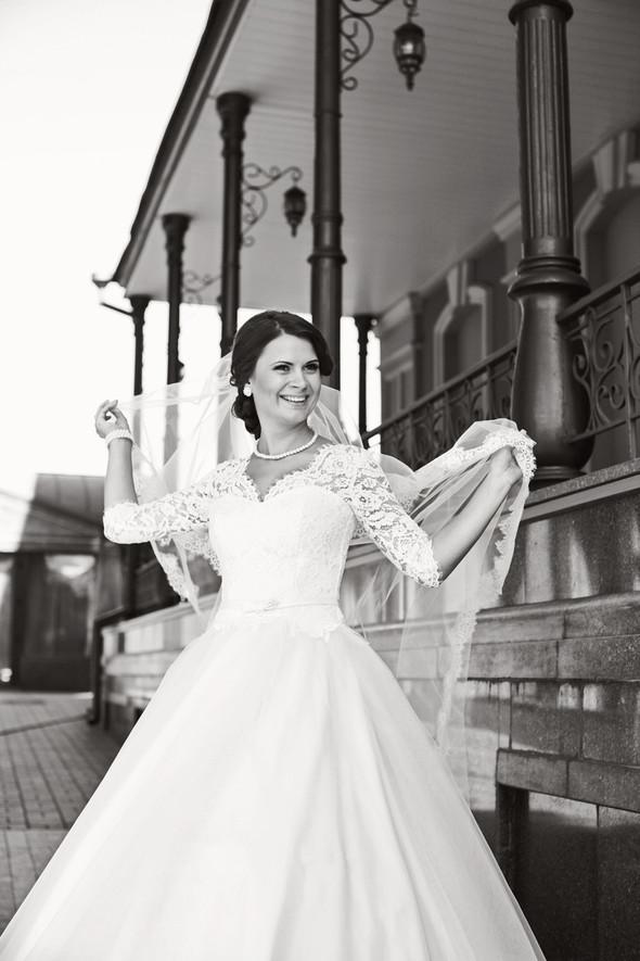 Свадебная история - фото №32