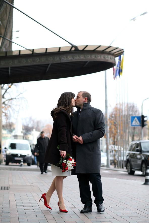 """Свадебная история """"Ира и Андрей"""" - фото №2"""