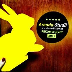 Желтый кролик - фотостудии в Киеве - фото 1
