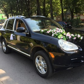 porsche cayenne S - авто на свадьбу в Кривом Роге - портфолио 1