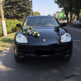porsche cayenne S - авто на свадьбу в Кривом Роге - портфолио 2