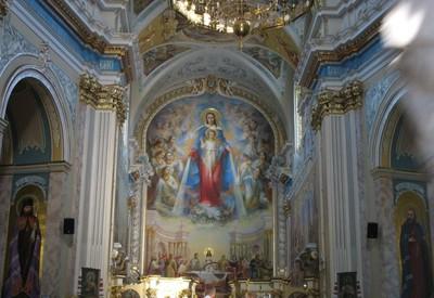 Доминиканский костел - место для фотосессии в Тернополе - портфолио 6