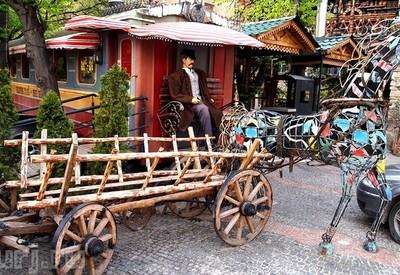 """Ресторан-музей """"Старая мельница"""" - место для фотосессии в Тернополе - портфолио 4"""