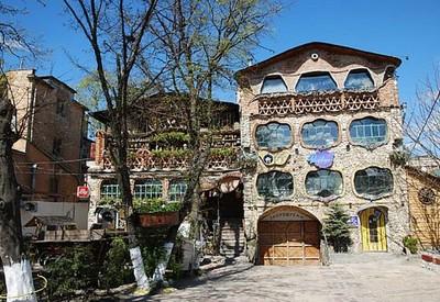 """Ресторан-музей """"Старая мельница"""" - место для фотосессии в Тернополе - портфолио 2"""