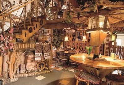 """Ресторан-музей """"Старая мельница"""" - место для фотосессии в Тернополе - портфолио 3"""