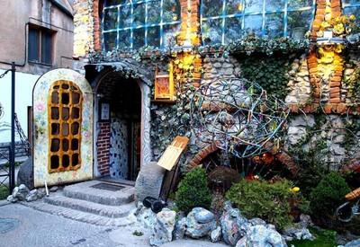 """Ресторан-музей """"Старая мельница"""" - место для фотосессии в Тернополе - портфолио 6"""