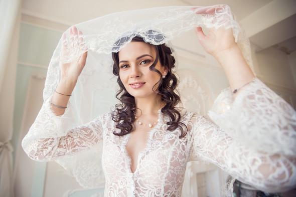 Студийная съёмка.Утро невесты - фото №20
