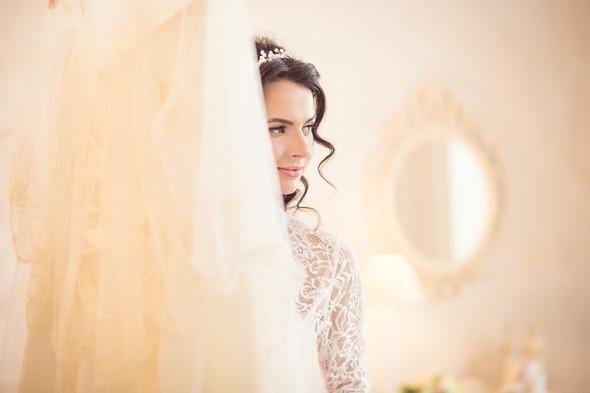 Студийная съёмка.Утро невесты - фото №5