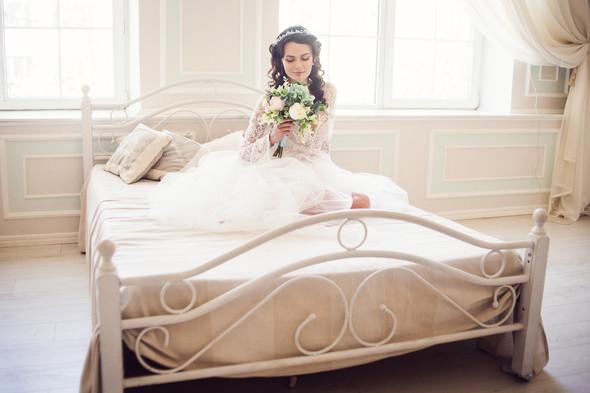 Студийная съёмка.Утро невесты - фото №9