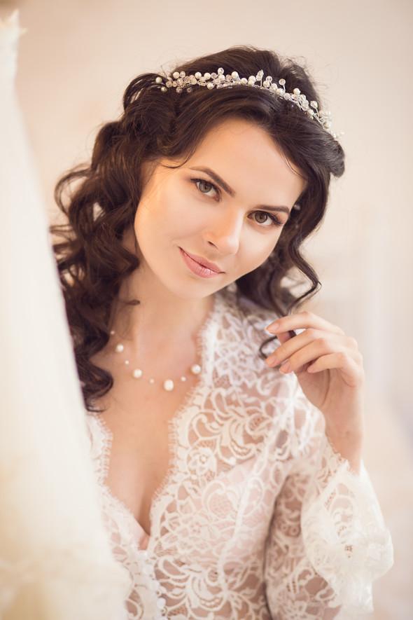 Студийная съёмка.Утро невесты - фото №4